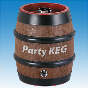 Party Keg - Rustic